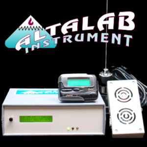 AltaCom II paging trailer weatherstation