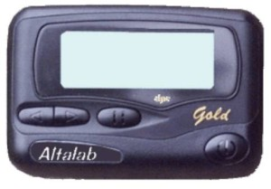Digital Pager for the AltaCom II